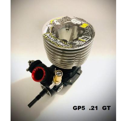 GP5 .21 GT Ralli Motoru (Çelik Rulman DLC Kaplama)