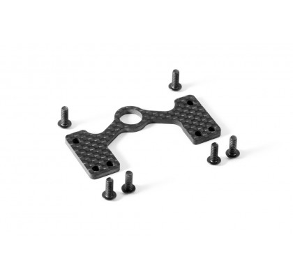 Graphite Brace for Flex Radio Plate 2.5mm