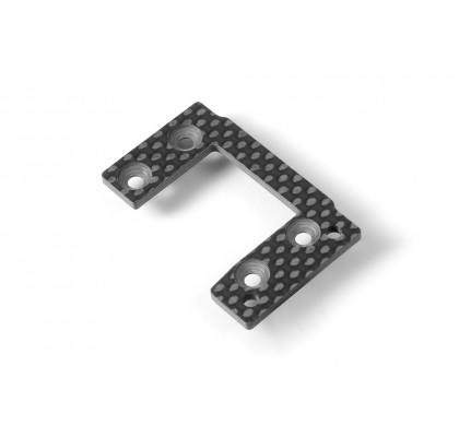 Graphite Center Diff. Mounting Plate