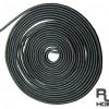 16 AWG Gümüş Silikon Siyah Kablo 5mt