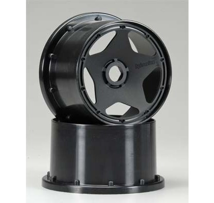 Super Star Wheel Black 120x75mm Baja (2)