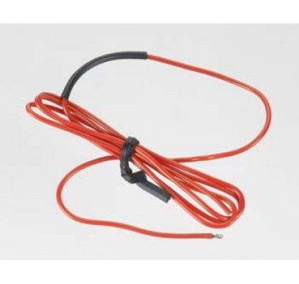 Receiver Antenna Wire Red Surface