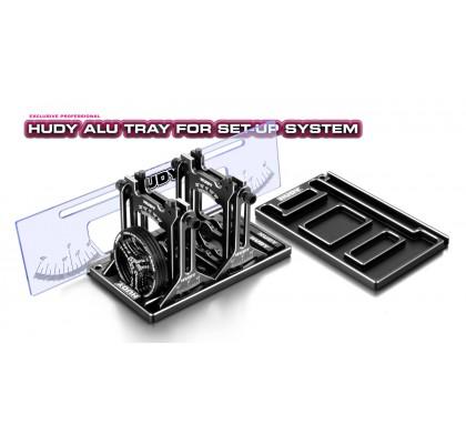 Alüminyum Setup Seti Tablası