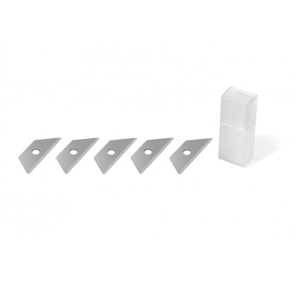 HUDY Replaceable Hobby Knife Blades (5pcs)