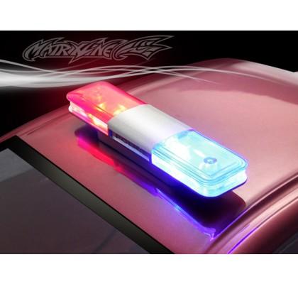 Polis Işıkları-Ledler ve kontrol kutusu dahil