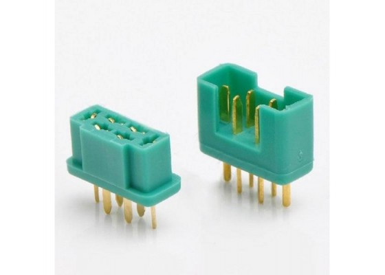 MPX Konnektör -1 Çift