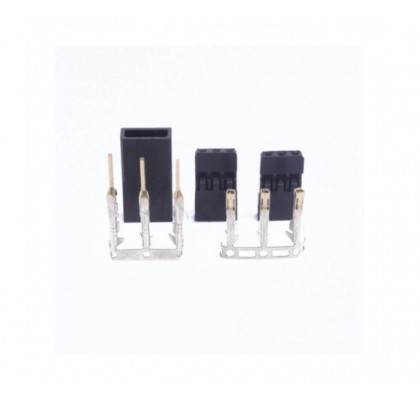 JR Plug Male & Female Servo Plug (5 Pair)