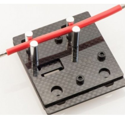 Soket & Kablo & Konnektör Lehimleri İçin Tutma Aparatı