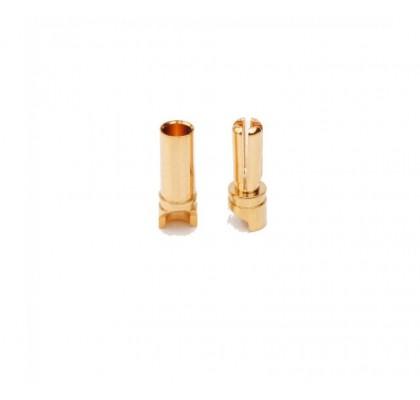 3.5mm Bullet Bağlantı 3-Çift