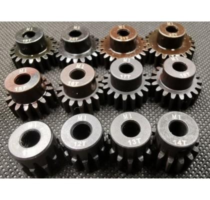 Steel Mod 1 Pinion Gear