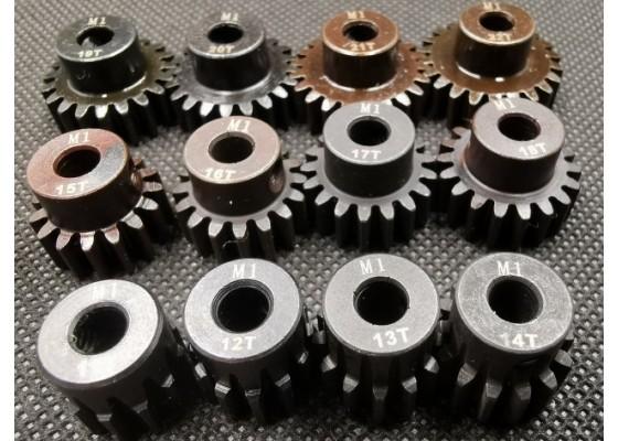 Çelik Mod 1 Pinyon Dişli