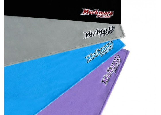 Muchmore Pit Towel Grey 1100mm x 700mm