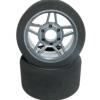 1/8 GP Front 32Shore Tire (1Pair)