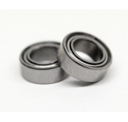 3x6x2.5mm Economy Ball Bearings (4pcs)
