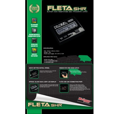 Fleta Program Card