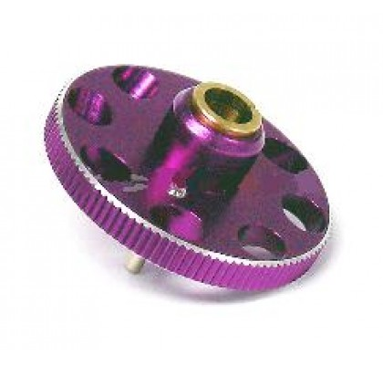 HPI RS4 Alloy Lightweight Flywheel-Purple