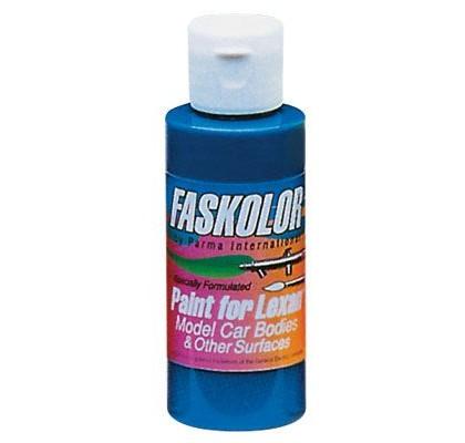 Mavi Su Bazlı Airbrush Boyası (60ml)