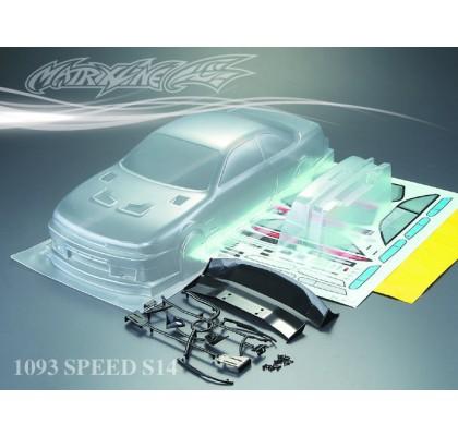Nissan 1093 Speed S14 Şeffaf Kep