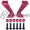 Sakura D4 Front Single Damper Mixing Pink