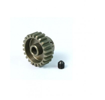Aluminum 7075 Hard Coated Motor Gear/Pinions 06P 21T for Tamiya car kits