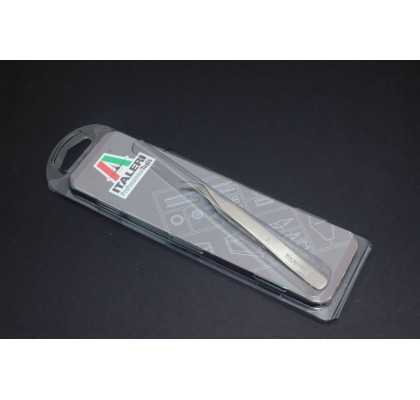 Precision tweezer - curved