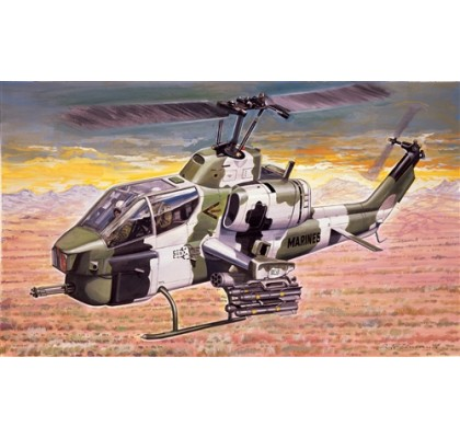 AH - 1w Super Cobra Scake 1:72