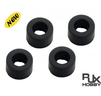 6X11X4.5mm Rubber for Fixed FPV antenna
