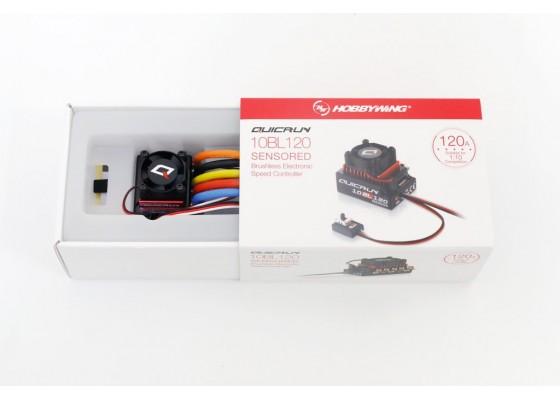 Quicrun 120a Sensörlü Esc