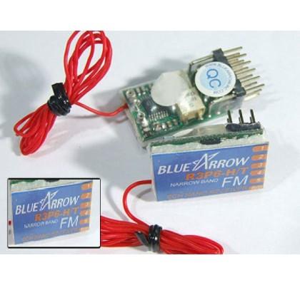 6CH 3.9g 72mhz FM Mikro Alıcı