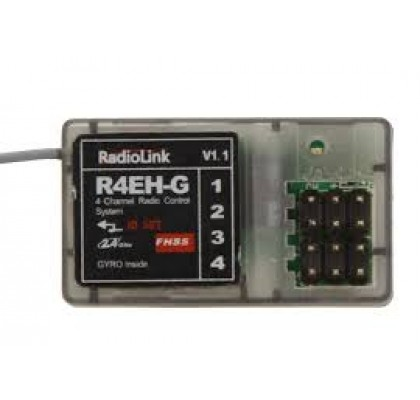 R4EH-G Rx / Gyro Integrated Spare receiver