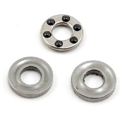 Ball Thrust Bearing 2.6x6x3mm 2pcs (For Yokomo-Trf-Kyosho)