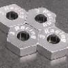 WHEEL ADAPTOR FOR REVO 4 PCS 17MM