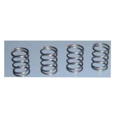 F1 Rubber Tire Front Spring(med 4pcs)