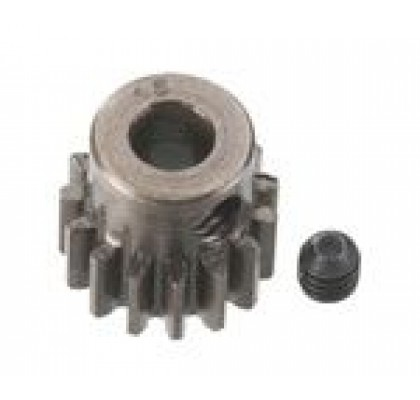 15T .8 MOD 5MM SHAFT PINION