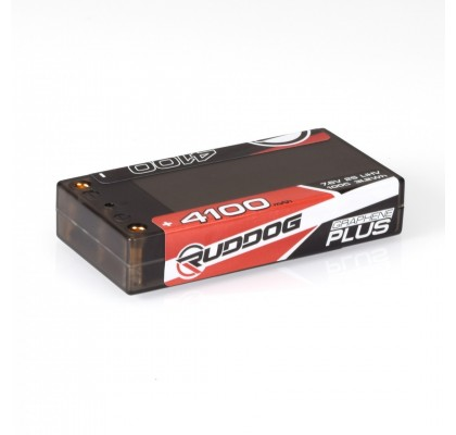 4100mAh 7.6V 100C Graphene Plus LCG Shorty LiHV Pil