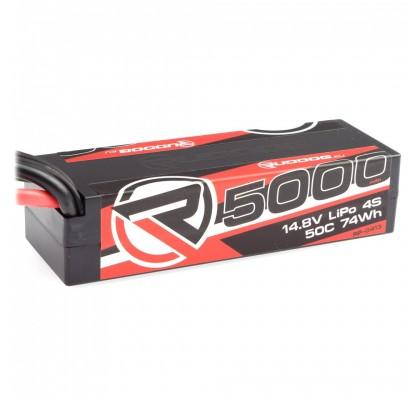 5000 50C 14.8V 4S Lipo XT90