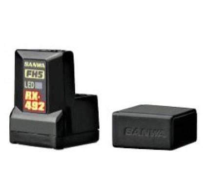 RX-492 2.4GHz Kablosuz FHSS FH5 Alıcı