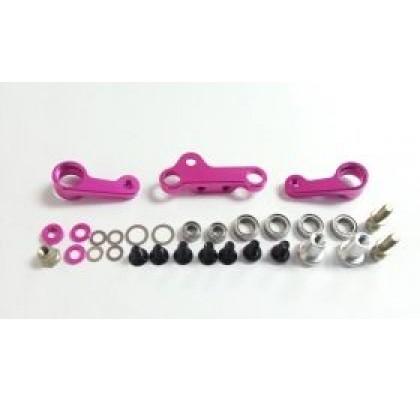 7075 Aluminum Steering System For 3racing Sakura Ultimate