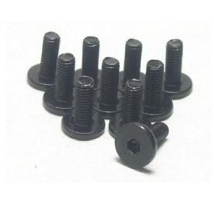 M3X8 THREAD SCREW 10 PCS SPECIFY FOR ENGINE MOUNT