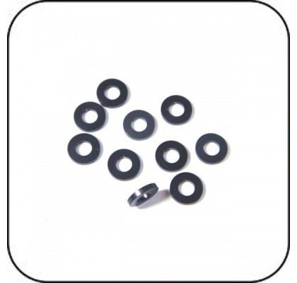 6x3x1.0mm Spacer (Gray) x 10