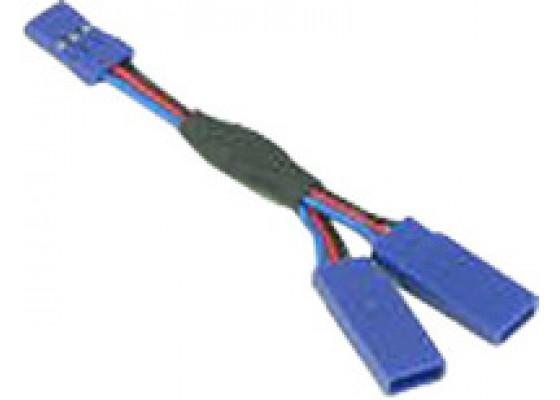 Kısa Y Kablo-Konnektörsüz 45mm