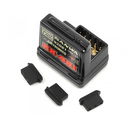 RX-481WP 2.4GHz FHSS FH4 Waterproof Receiver