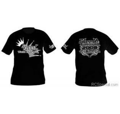 World Champ T-Shirt Size X Large