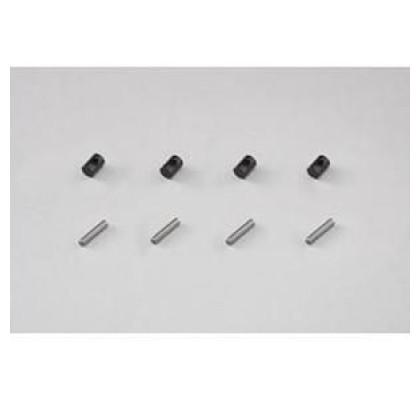 WHEEL AXLE PIN (4PCS)