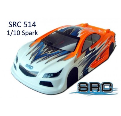 1/10 200MM Spark Body