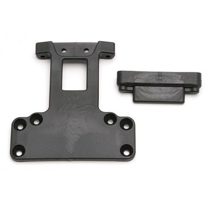 Sc10 Arm Mount Chasis Plate