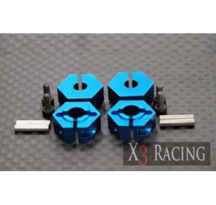 HEX SET 4 PCS