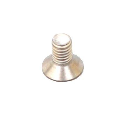 Titanium Screw Flat Head 3mm X 6mm