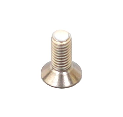 Titanium Screw Flat Head 3mm X 8mm