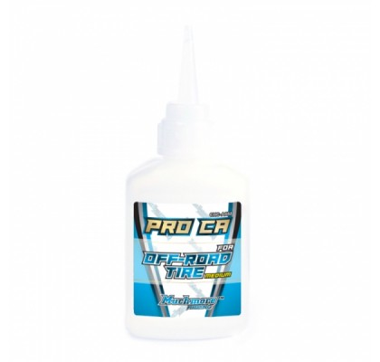Pro CA Off-Road Tire Glue (Medium) (0.7oz. 20g)